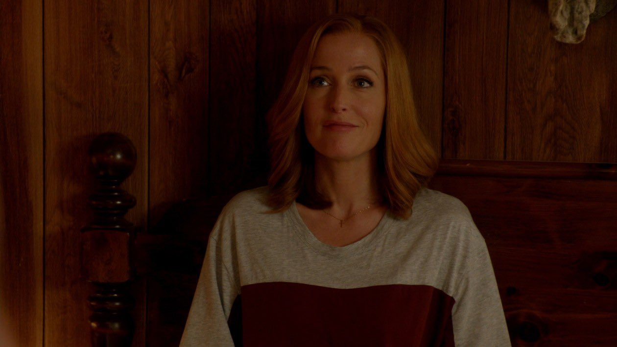Also happy birthday to one of my absolute favourite characters, dana scully <3