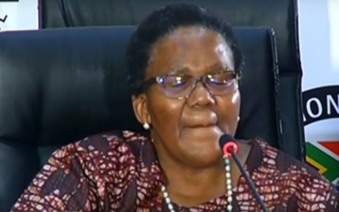 WATCH LIVE Dipuo Peters continues giving evidence at Zondo Inquiry