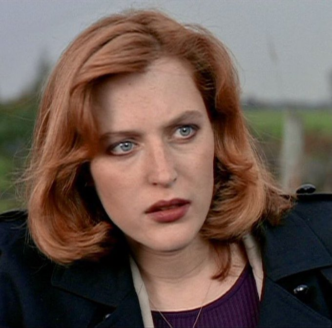 Happy Birthday Dana Scully