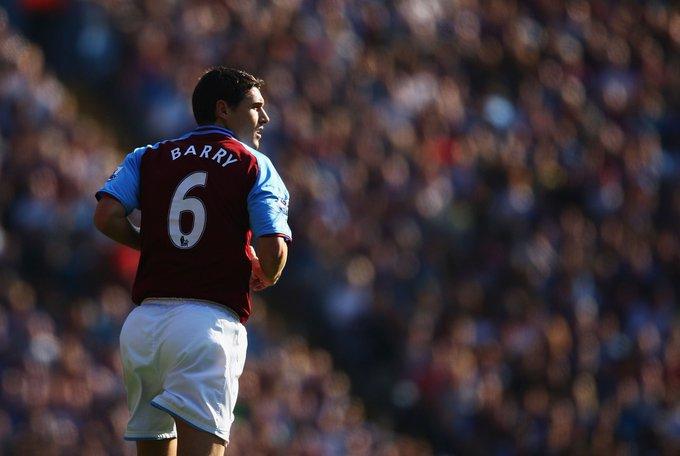 Happy 40th Birthday Gareth Barry. Club legend.