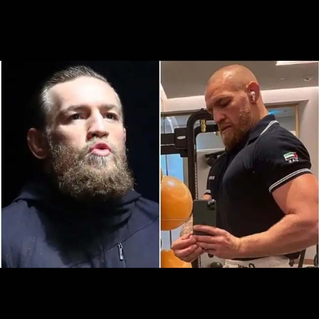 Conor McGregor has packed on some serious muscle since Dustin Poirier loss💪💪 #UFC  #UFC259  #Khabib  #ConorMcGregor  #poirier