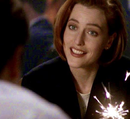 Happy birthday Dr Dana Scully