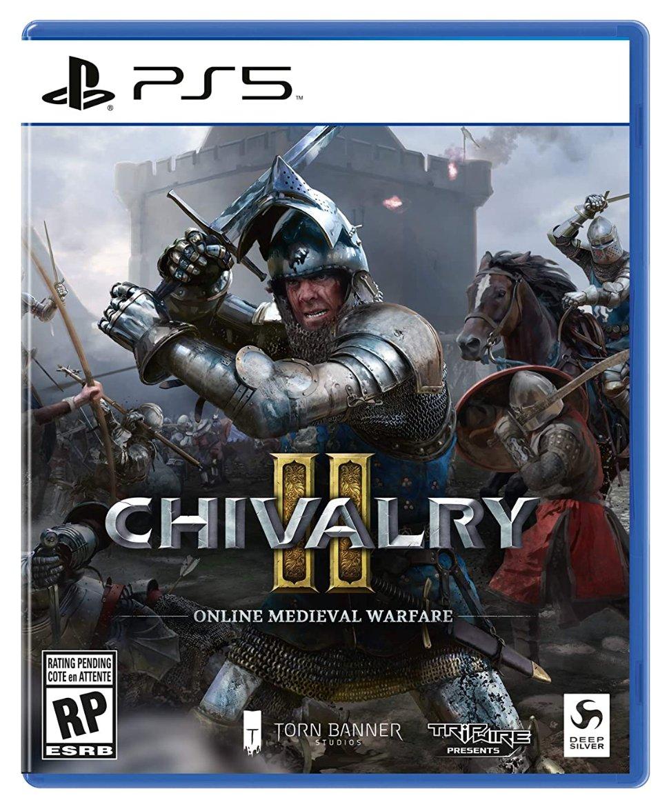 Chivalry 2 PS5 $39.99  Amazon USA 16