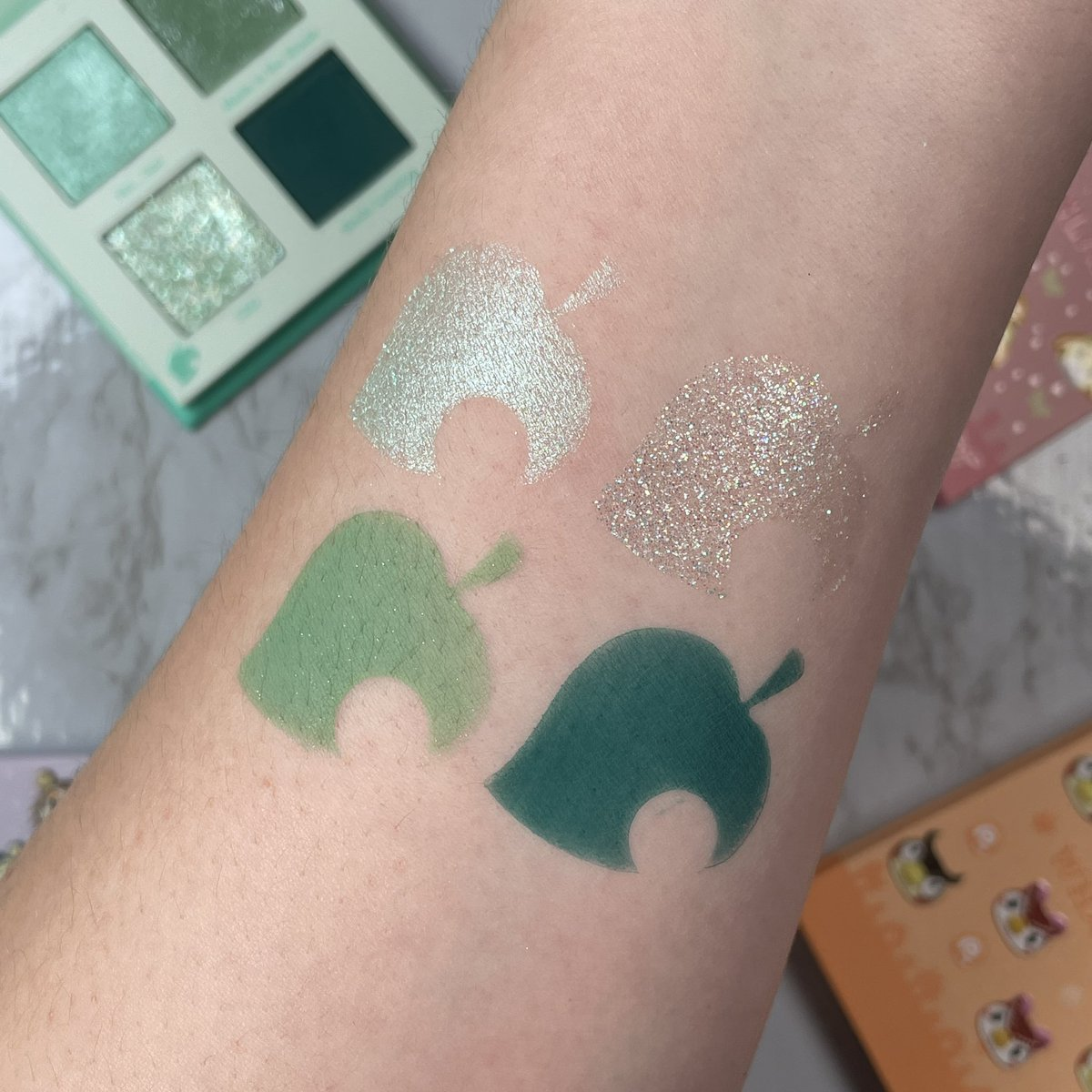 I'm obsessed @ColourPopCo #animalcrossingxcolourpop
