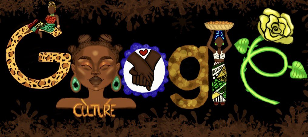 We are so proud of one of our guests for creating this beautiful artwork being submitted to the @Google doodle contest! #GoogleDoodle #art #artwork