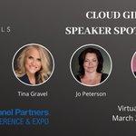 Image for the Tweet beginning: Cloud Girls Tina Gravel