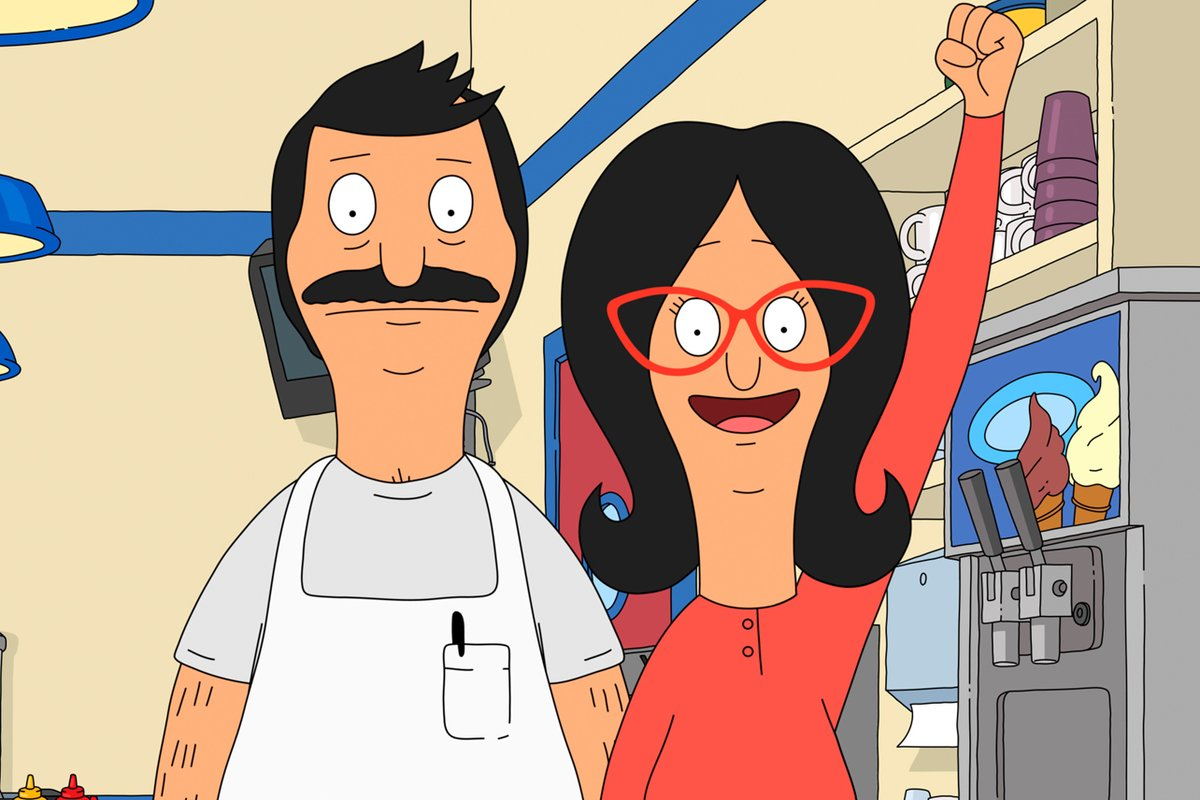 Replying to @decider: #BobsBurgers is joy. Pure, hilarious, wonderful joy.