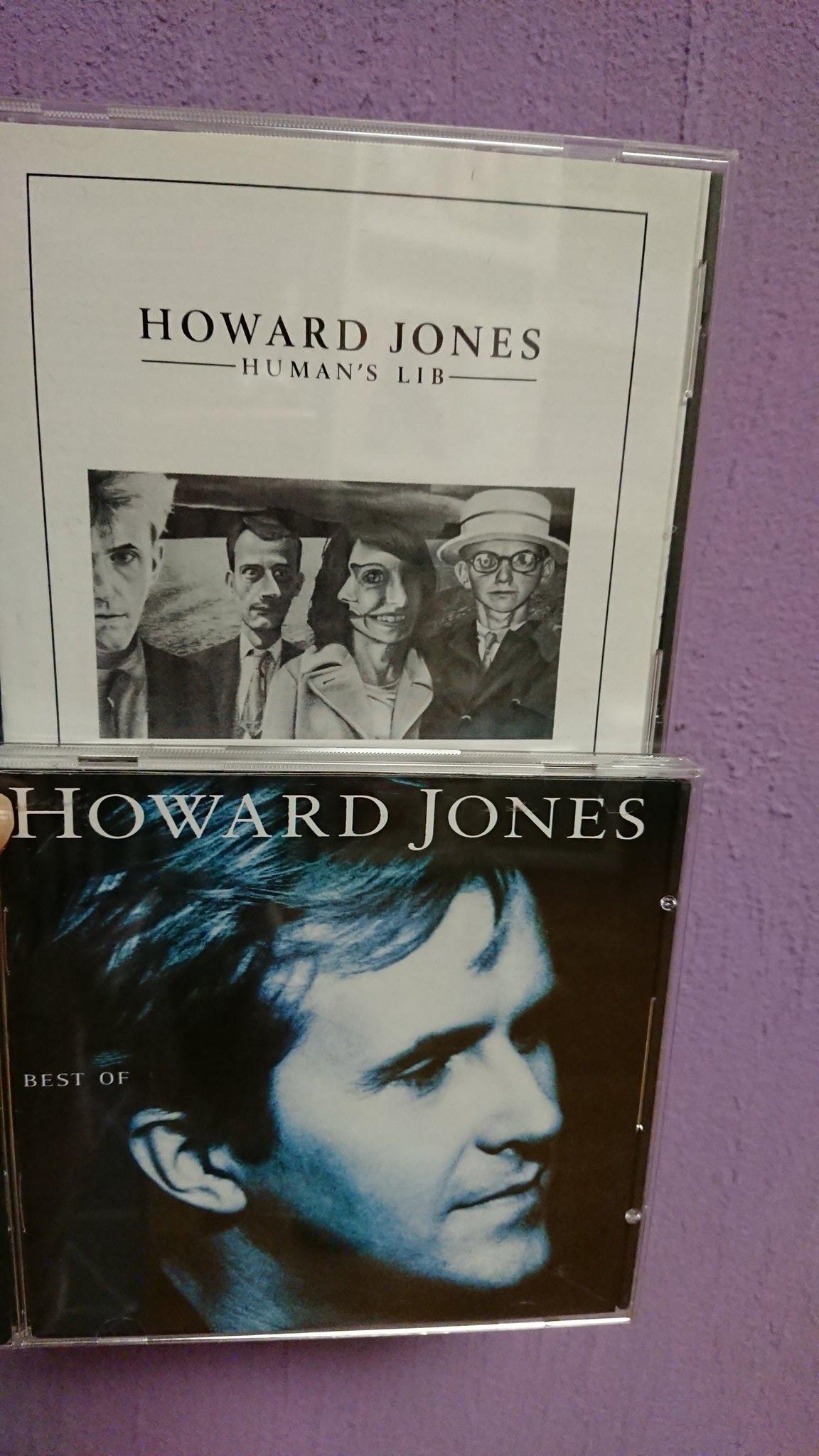 Howard Jones Happy Birthday  (     )