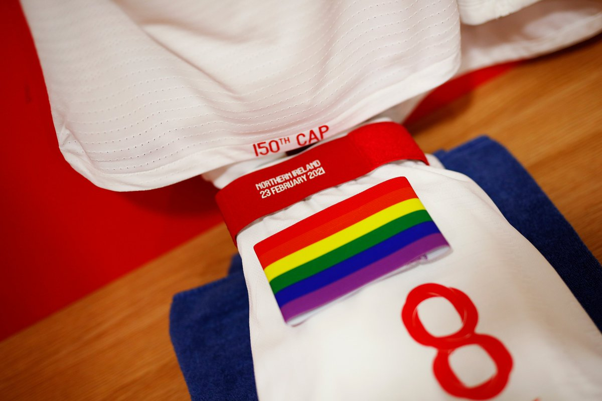 February is #LGBTHM21!   Proud to celebrate our past and present members of the LGBTQ+ community today who have done so much for our game.