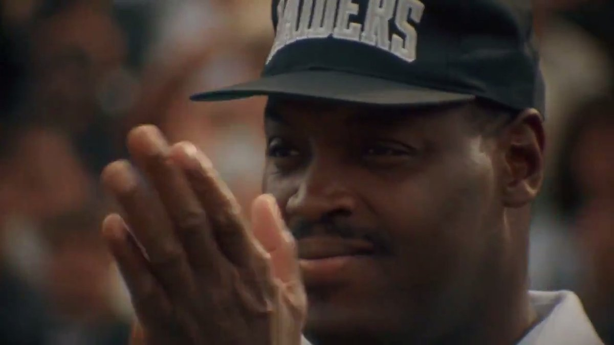 Art Shell was hired as the Los Angeles Raiders Head Coach in 1989 becoming the first African-American Head Coach in the modern era of football and the 2nd overall.   Hall of Famer Mike Singletary shares how this moment in history inspired him in his career.