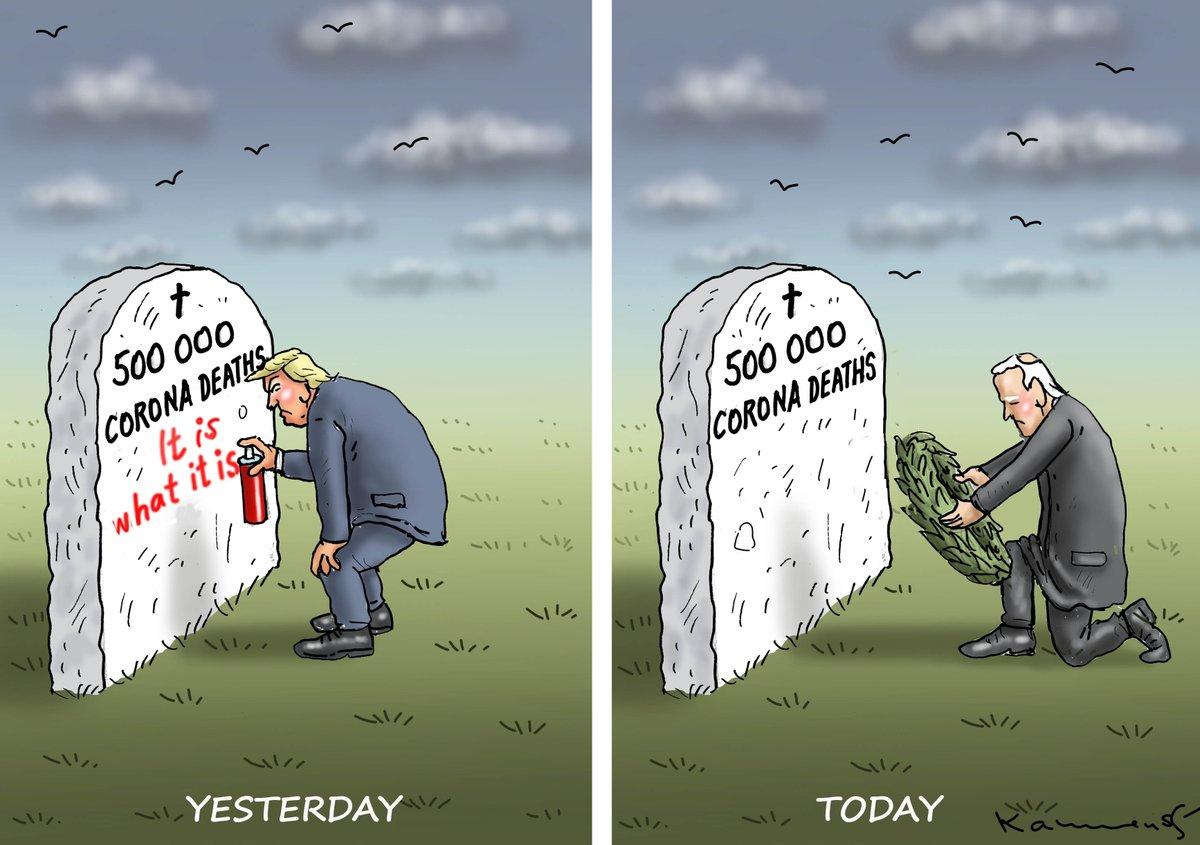 CORONA DEATHS IN AMERICA Bitte lesen:     #XiJinping #JoeBiden #Trump #Coronavirus