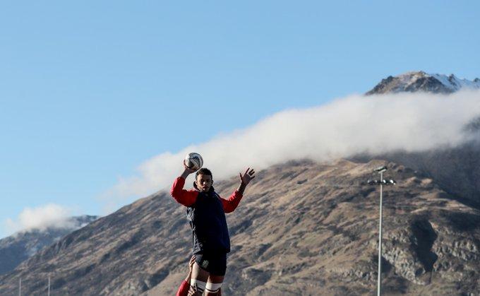Happy Birthday to the man mountain,