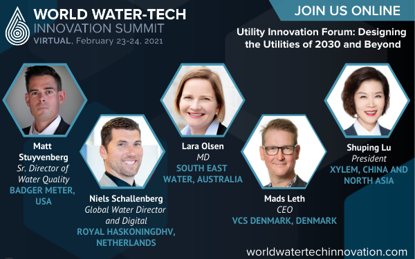 Tomorrow, Xylem's Shuping Lu and a panel of industry experts will discuss how innovative technologies are powering utilities of the future at @WorldWa...