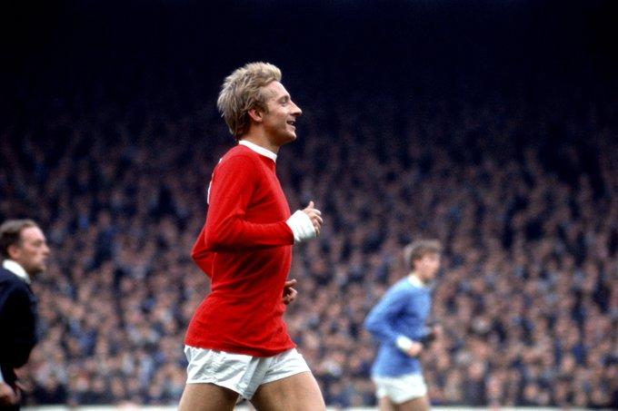 Happy Birthday Former Man Utd, Man City and Scotland star Denis Law, 8  1  today
