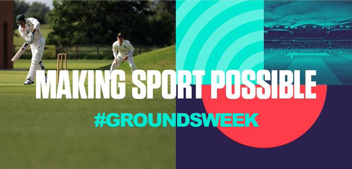 test Twitter Media - #GroundsWeek - Recognising the contribution of the turf care sector🌳🚜🏏  1⃣-7⃣ March 2⃣0⃣2⃣1⃣  Includes top tips for... 🌱Grassroots clubs on how to engage more volunteers 🌱Grassroots grounds maintenance tasks 🌱Professional grounds maintenance tasks  👉https://t.co/4MFiphwK32 https://t.co/SVJtADYQMb