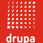 Image for the Tweet beginning: DFTA live im DRUPA Preview