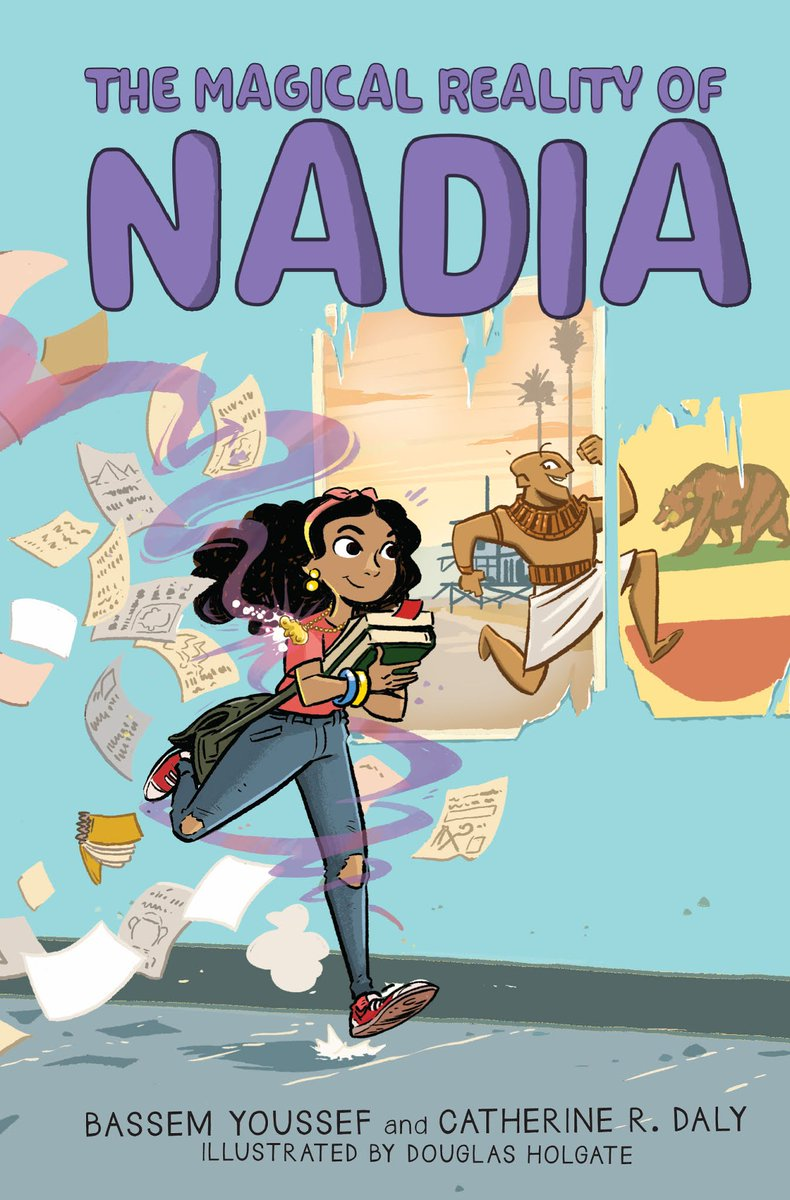 For #KidLitSupperClub, how about hummus for @Byoussef @scholastic Nadia and mango from Marie Arnold's @versifybooks The Year I Flew Away? Chime in with more Egyptian and Haitian food-- I don't really like to cook! https://t.co/RAYweglEhh