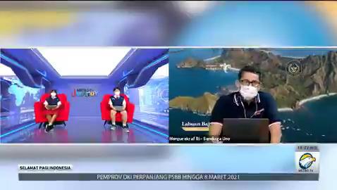 #MetroTVJunior kembali hadir bersama 2 reporter cilik Obamaputralaris Naibaho dan Skolastika Btari Pandanwangi. Kali ini mereka akan jalan-jalan virtual dan mewawancari Pak Sandiaga Uno (Menparekraf RI). #SPIMetroTV #KnowledgeToElevate