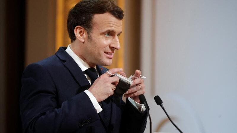 Dr. @Swamy39 jee :  French President Emmanuel Macron to probe how far 'Islamo-Leftism' penetrated French Universities 💥🌟