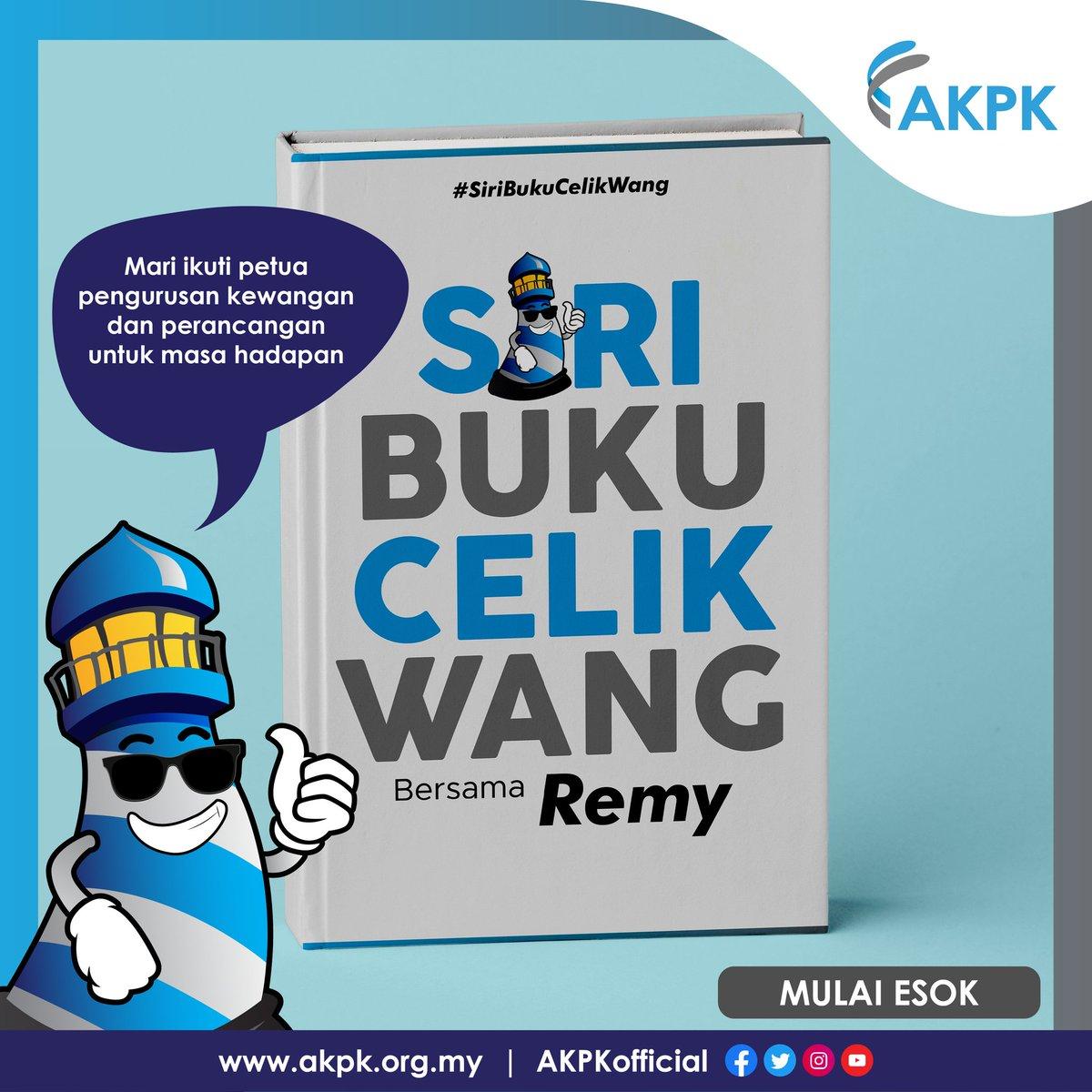 Akpk Buku Celik Wang