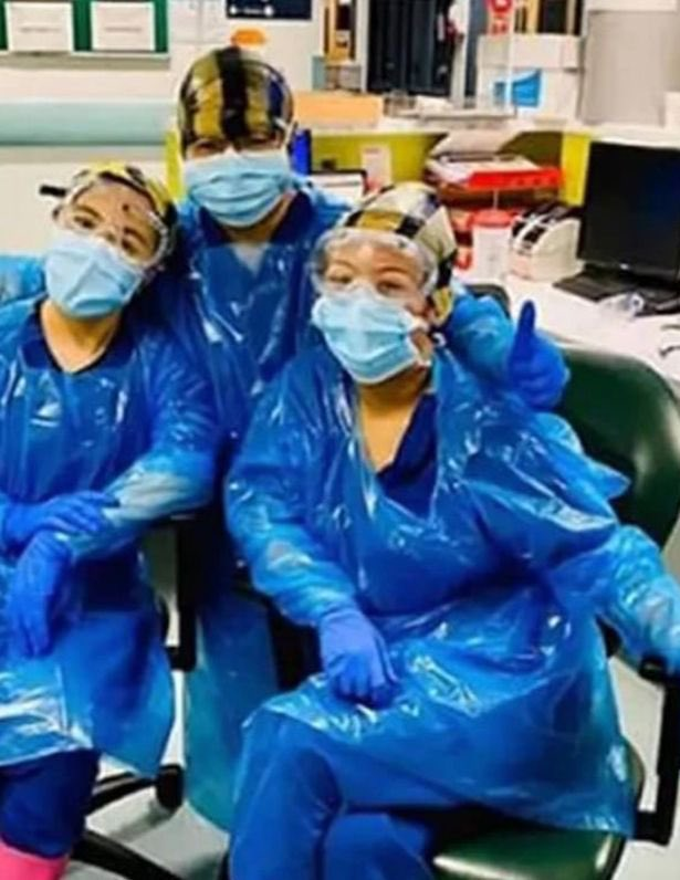 Hearing our Health Secretary say there has never been a shortage of PPE is an insult to the doctors and nurses who were forced to go onto the frontlines wearing bin bags. We lost 850 healthcare workers. RT if you stand with NHS staff.