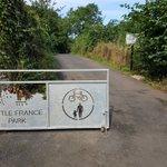 Image for the Tweet beginning: Visit Little France Park while