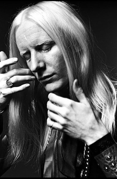 Happy Birthday to legendary Texas blues guitarist, Johnny Winter! RIP