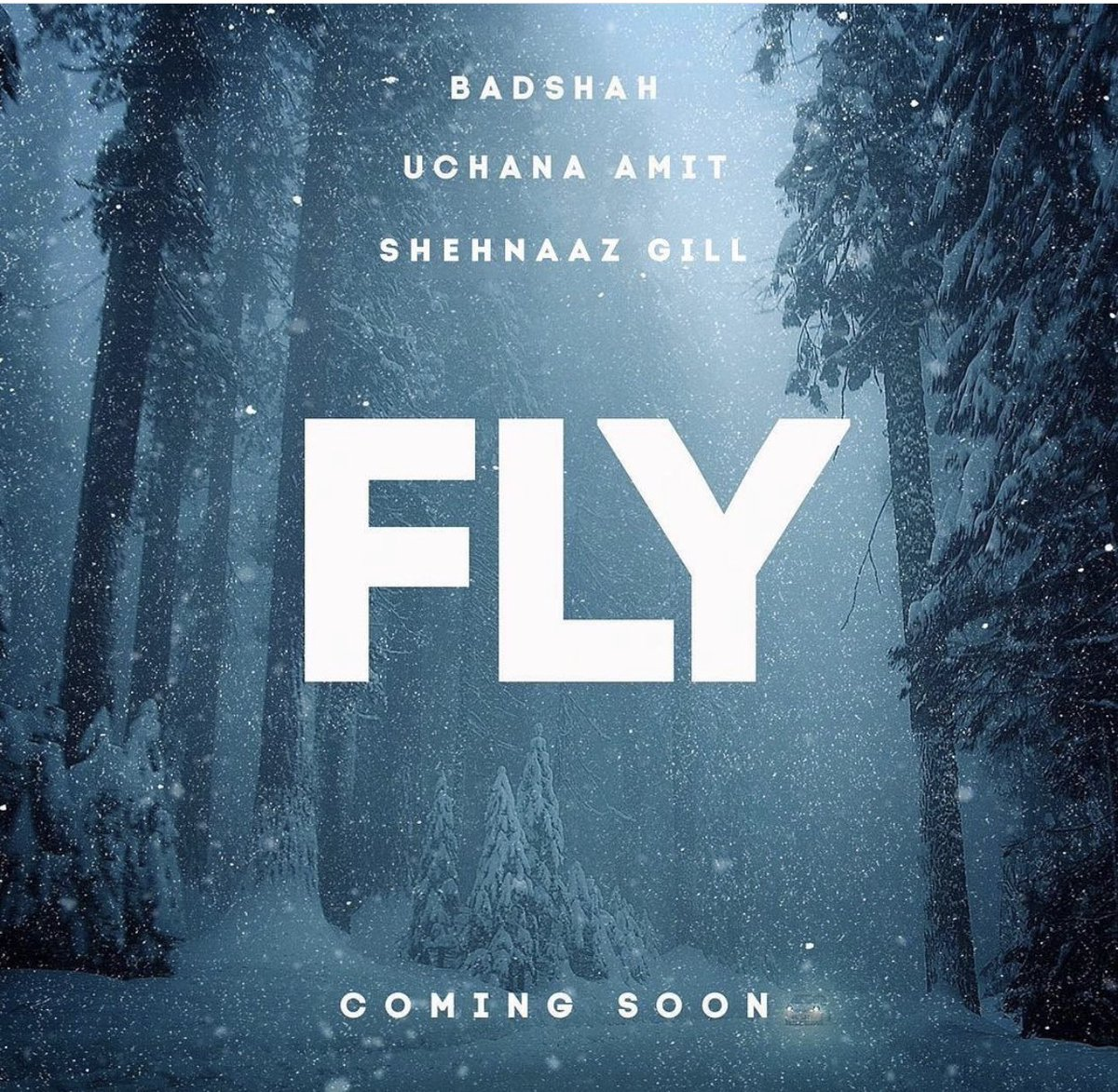 RT @ishehnaaz_gill: Coming Soon ❤️❤️❤️ FLY❤️❤️❤️ @Its_Badshah @theuchana @sonymusicindia @sonymusic https://t.co/QOKTQywfWw