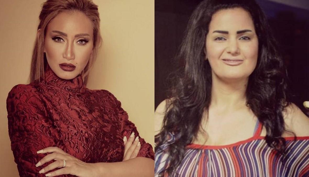 بوابة الوفد براءة سما المصرى من سب وقذف ريهام سعيد