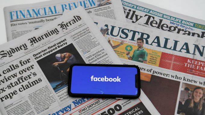 Facebook Ends Australia News Ban After Talks With Zuckerberg Photo