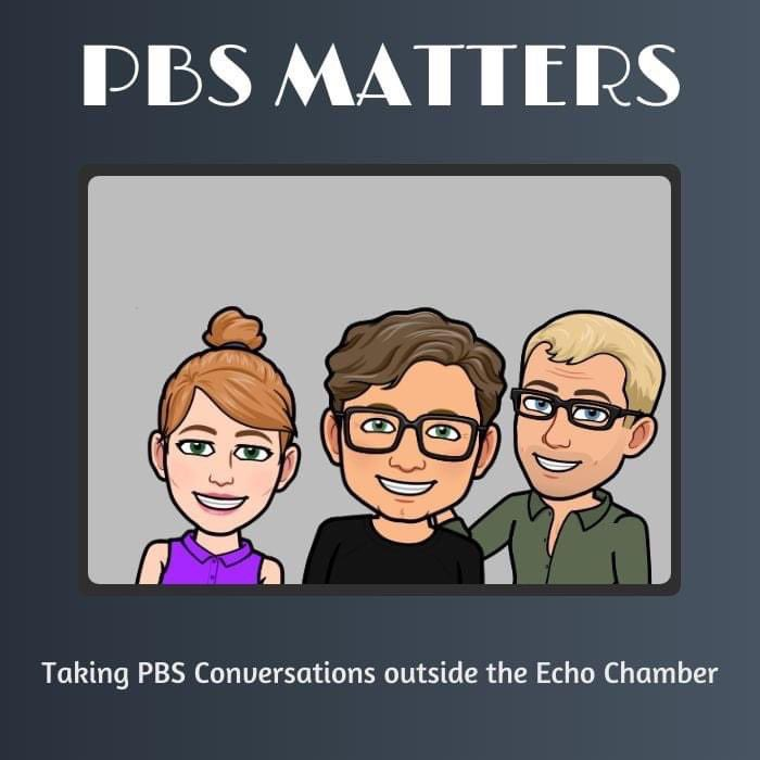 Get your thinking caps ready!  The next episode of PBS Matters is out on Friday. Paddy and Jo are joined by Joe Oliver to discuss ACT (Acceptance and Commitment Therapy.)  #pbs #positivebehavioursupport #pbsmatters #acceptanceandcommitmenttherapy  https://t.co/pf7oZlBpfY https://t.co/WH2Uhv5KTl