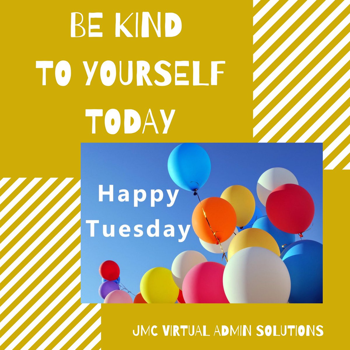No-one will ever look after you like YOU can. It's so true what they say positive thoughts, positive outlook, positive mind!  #fridayvibes #positivevibes #positivethinking #jmcvirtualadminsolutions #virtualadmin  #outsourcingservices #tuesdayquotes #kindtoyourself