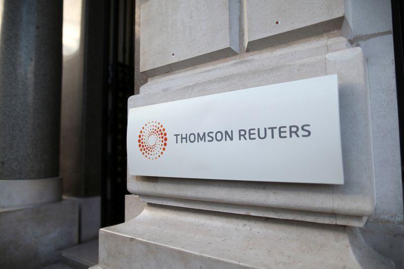 Thomson Reuters fourth-quarter revenue, adjusted earnings rise https://t.co/sjVuOiS8pv https://t.co/ePg2OpZR9h