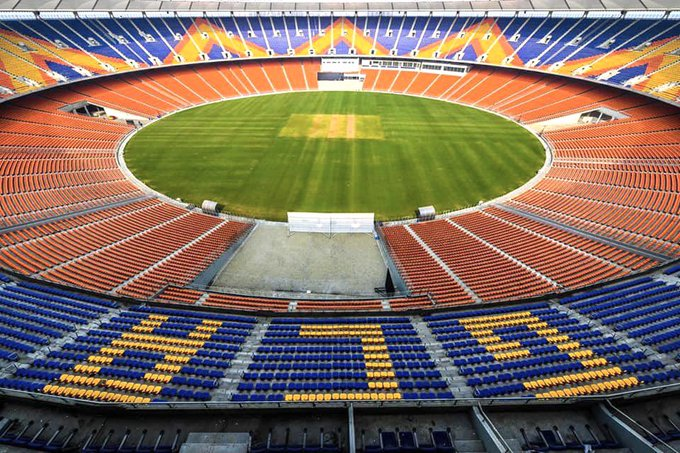 Motera: The worlds largest cricket stadium to host India-England Test Photo
