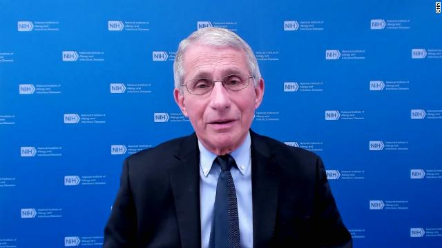 Dr. Fauci says he expects CDC guidance for people fully vaccinated for Covid-19 will be coming out soon https://t.co/UkvZIIixGY https://t.co/qBBpaXF3Pj