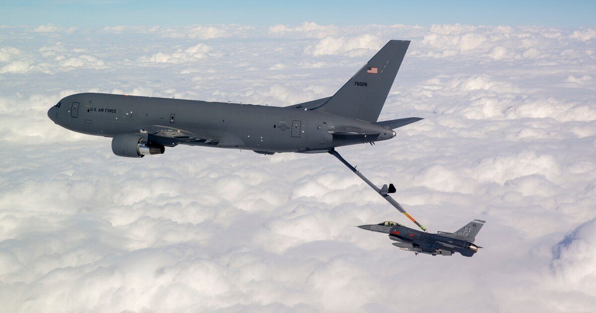 Israel to buy two KC-46 tankers, with plans for more F-35s and weapon systems Photo