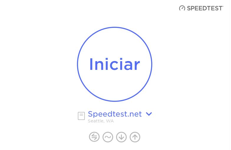 Testar velocidade da internet - Speed Test e Meter Te