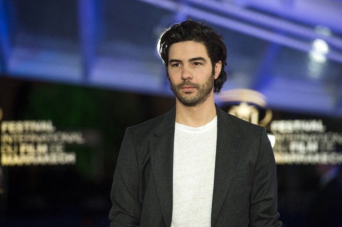 French-Algerian actor Tahar Rahim spoke to Arab News about his #GoldenGlobe-nominated portrayal of former Guantánamo Bay detainee Mohamedou Salahi in @TheMauritanian