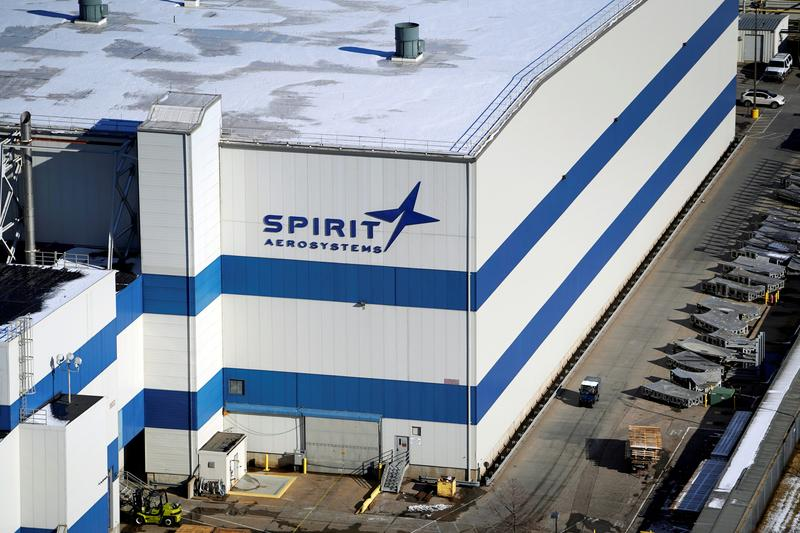 Spirit posts quarterly loss on pandemic, 737 MAX pain https://t.co/T3c6mUqvrD https://t.co/txIjppWZY6