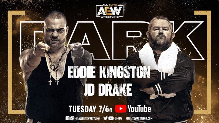 I'm coming, and hells coming with me!  #ChopCity #AewDark #BCBA