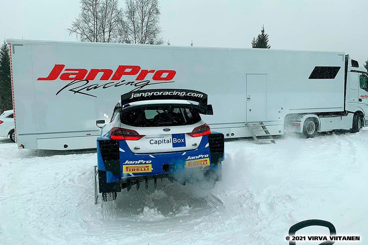 WRC: Arctic Rally Finland - Powered by CapitalBox [26-28 Febrero] Eu70xp3XcAEo4iw?format=jpg&name=medium