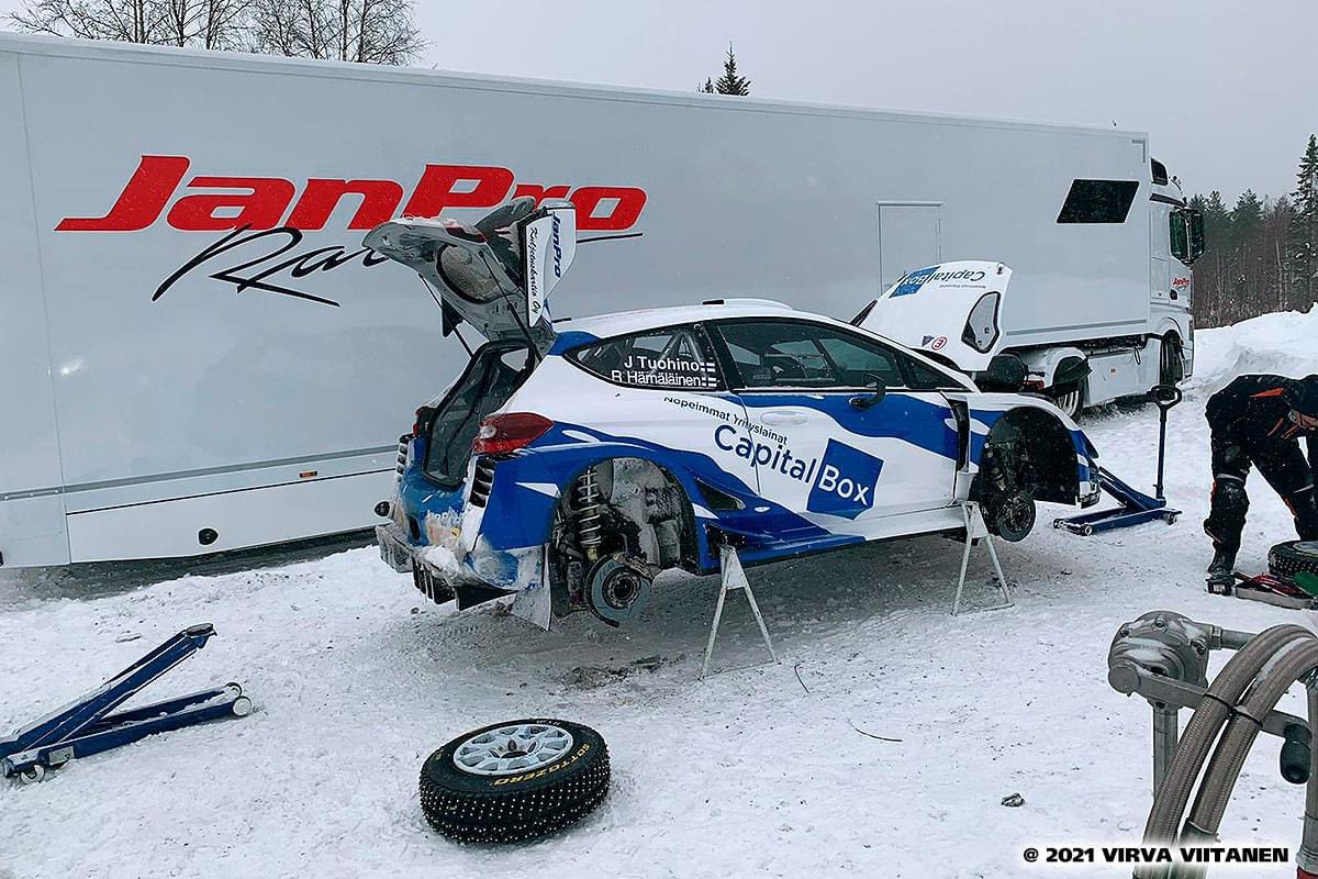 WRC: Arctic Rally Finland - Powered by CapitalBox [26-28 Febrero] Eu70xqAXYAImV3p?format=jpg&name=medium