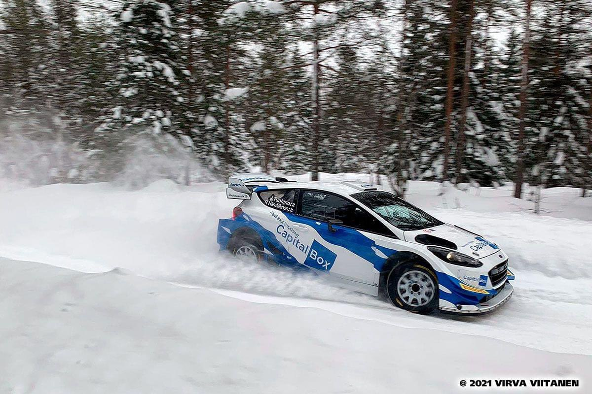 WRC: Arctic Rally Finland - Powered by CapitalBox [26-28 Febrero] Eu70xqIXUAAopgW?format=jpg&name=medium