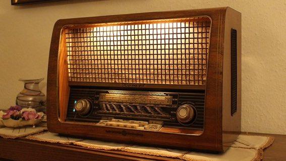 Un clásico...   #RadioDay #DiaMundialDeLaRadio #WorldRadioDay