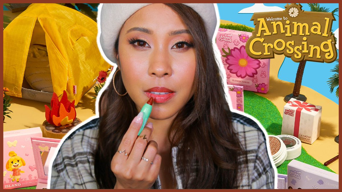 Colourpop Animal Crossing FULL COLLECTION  via @YouTube @ColourPopCo #colourpopxanimalcrossing #colourpop #AnimalCrossingNewHorizons #animalcrossingxcolourpop #animalcrossingxcolorpop #AnimalCrossing #NewVideoRelease #acnhinspo #makeupaddict #makeuplover