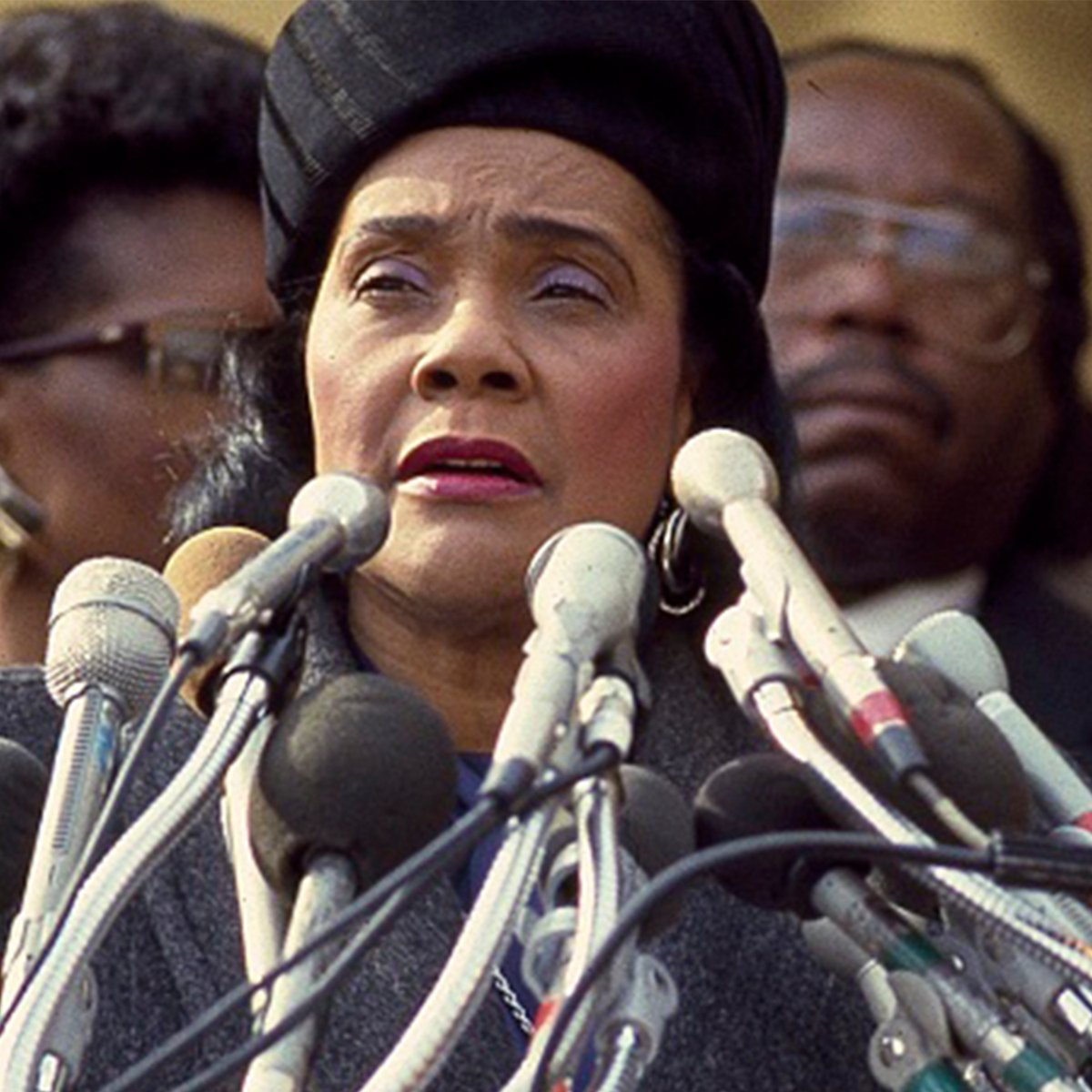 Long may the vision of Martin and Coretta Scott King continue! We need it more than ever, with the racial division and anger that never seems to go away.   Click  to read 'Coretta Scott King's Dream.'. #CorettaScottKing #IHaveADream #MLK #CivilRights