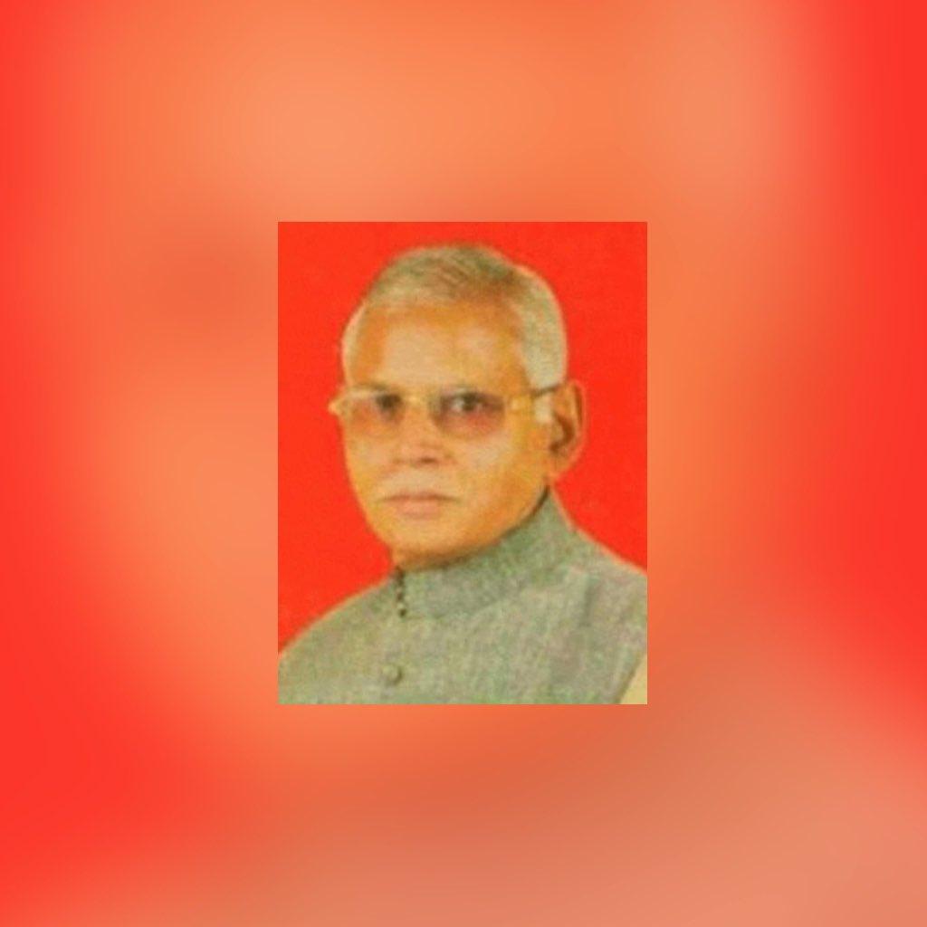 आलापुर विधानसभा से पूर्व विधायक श्री भीम प्रसाद सोनकर जी का देहांत अत्यंत दुःखद!    ईश्वर उनकी आत्मा को शान्ति एवं शोकाकुल परिजनों को यह दुःख सहने का संबल प्रदान करें।