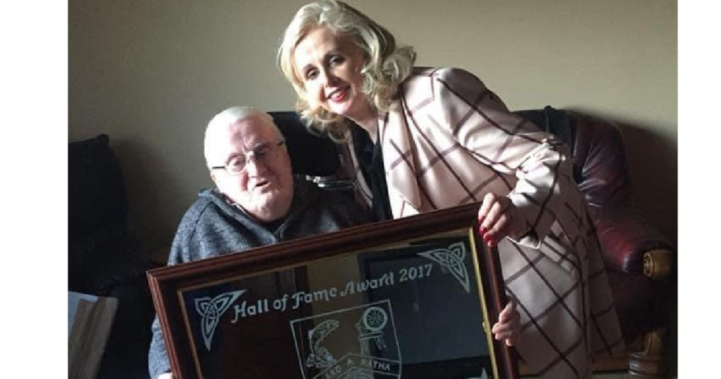 Tributes paid after death of GAA stalwart Jimmy O'Donnell
