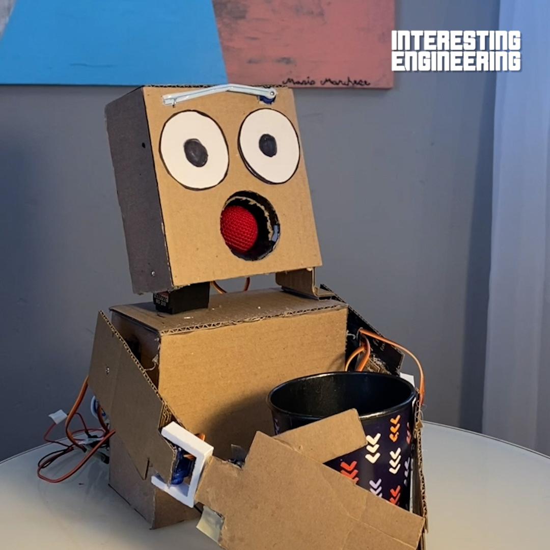 Robot Magic!