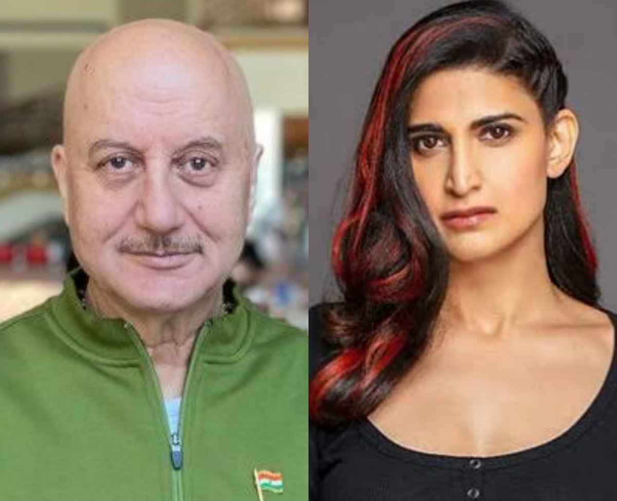 #AnupamKher And #AahanaKumra Wrap Up Shooting For #HappyBirthday  @AnupamPKher @aahanakumra @prasad_kadam87 @gutgutiavikaas @girishjohar @ahmadfaraz111 @fnpmedia @mmirzaprabhu